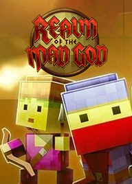 Realm of the mad god